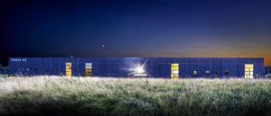 Sondex A/S om aftenen
