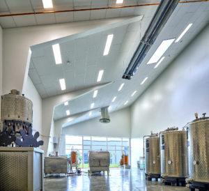 Trolden destilleri & bryghus indenfor